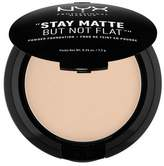 NYX Stay Matte But Not Flat Powder Foundation - SMP 02 Nu