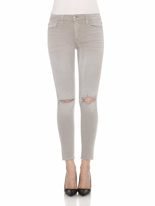 Joe's Jeans Women's Flawless Icon Midrise Color Skinny Ankle Jean