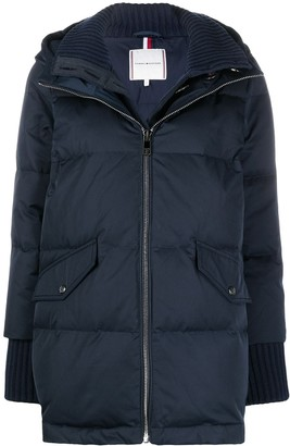Tommy Hilfiger Padded Hooded Coat