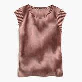 J.Crew Ballet cap-sleeve T-shirt in stripe