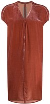 Rick Owens Floating tunic dress