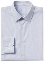 Gap Supima cotton stripe standard fit shirt