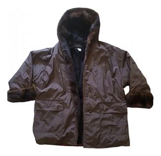 Ramosport Brown Fur Coat for Women