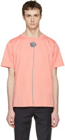 Paul Smith Pink Floral T-Shirt
