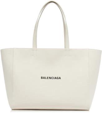 Balenciaga Everyday Canvas Logo Tote