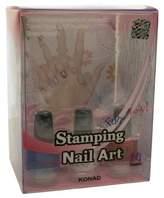 KONAD Nail Art Konad Stamping Nail Art Stone Set