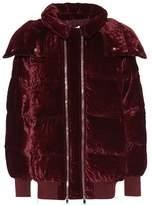Stella McCartney Velvet coat