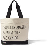 Toms Natural You'll Be Amazed Transport Tote Bag