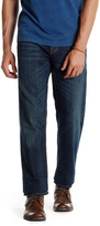 "Lucky Brand 221 Original Straight Leg Jean - 30-32"" Inseam"