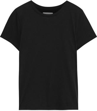 Current/Elliott The Retro Crew Pima Cotton-jersey T-shirt