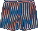 Solid & Striped The Kennedy Hyannis Multicoloured Stripe Swimshorts