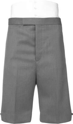 Thom Browne Cavalry Twill Drop-crotch Short