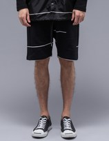 Stampd City Scape Drop Shorts