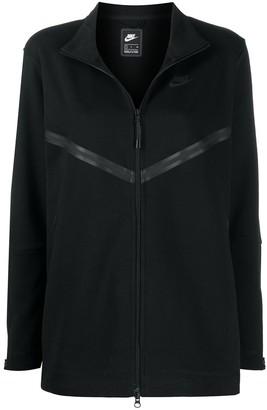 Nike Zip-Up Oversized Jacket