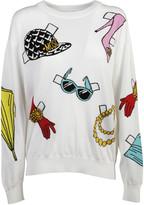 Moschino Ribbed Sweatshirt
