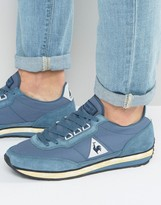 Le Coq Sportif Azstyle Trainers In Blue 1710166