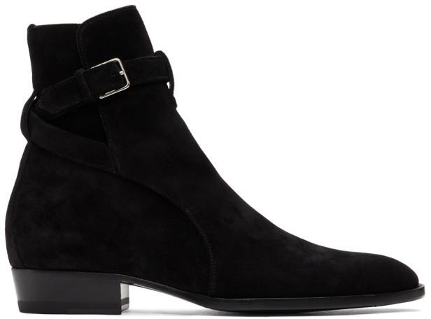 091b614d396 Saint Laurent Men's Boots | over 400 Saint Laurent Men's Boots | ShopStyle