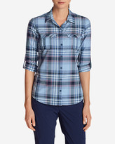 Eddie Bauer Women's Mountain Long-Sleeve Shirt
