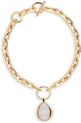 Jenny Bird Maris Pendant Collar Necklace
