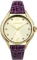 Morgan Womens Watch M1217VG