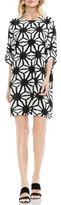 Vince Camuto Women's Starlight Print Tunic Dress