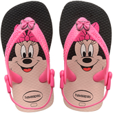 Havaianas White & Rose Baby Disney Sandal - Girls & Boys