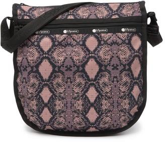 Le Sport Sac Rebecca Top Zip Hobo Bag