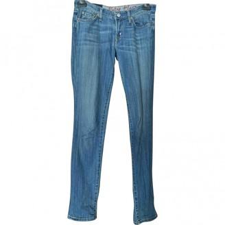 Fiorucci Blue Denim - Jeans Jeans for Women