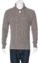 NSF Wool-Blend Knit Sweater