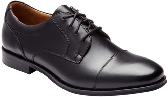 Vionic Men's Leather Lace Up Dress Shoes - Spruce Shane