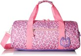 Bixbee Sassy Spots Leopard Duffle Bag