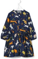Stella McCartney 'Fleur' dress