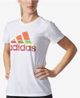 adidas ClimaLite® Printed-Logo T-Shirt