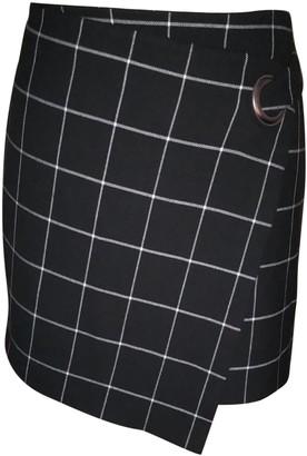 Hallhuber Black Skirt for Women