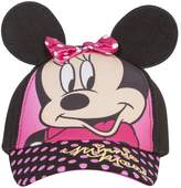 Disney Baseball Cap Minnie Mouse 3D Ears Youth/Kids Size Hat 275799