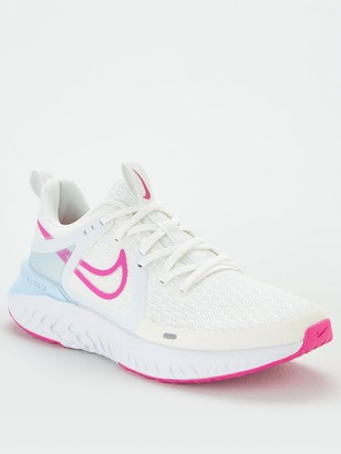 Nike Legend React 2 - White/Pink