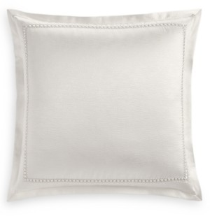 Hotel Collection Luxe Border European Sham, Created for Macy's Bedding