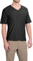 Exofficio Give-N-Go Base Layer Top - V-Neck, Short Sleeve (For Men)