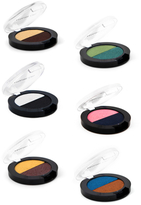 Caroline Chu Flying Colors Eye Shadow Duos, Set of 6