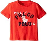 Ralph Lauren Jersey Graphic Tee Boy's T Shirt