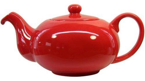 Waechtersbach 28-oz. Fun Factory Teapot, Red