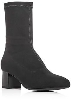 La Canadienne Women's Debbie Pointed-Toe Mid-Calf Boots