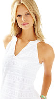 Lilly Pulitzer Arya Lace Tank Top