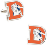 Cufflinks Inc. Men's Vintage Broncos Cufflinks