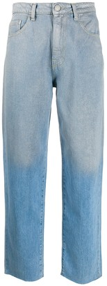 Pinko Distressed Boyfriend Jeans