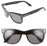 Tom Ford Jack 51mm Polarized Sunglasses
