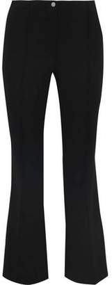 Helmut Lang Wool-blend Kick-flare Pants