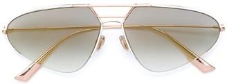 Christian Dior Aviator Shaped Sunglasses