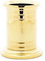 El Casco 23K Gold-Plated Pencil Pot