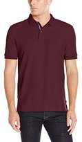 Nautica Men's Classic Short Sleeve Solid Polo Shirt